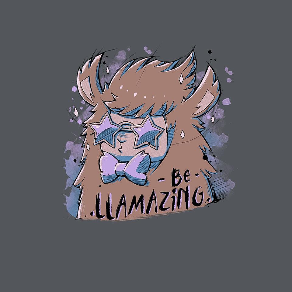 TeeFury: Llamazing