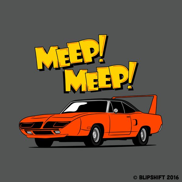 blipshift: Meep Meep!