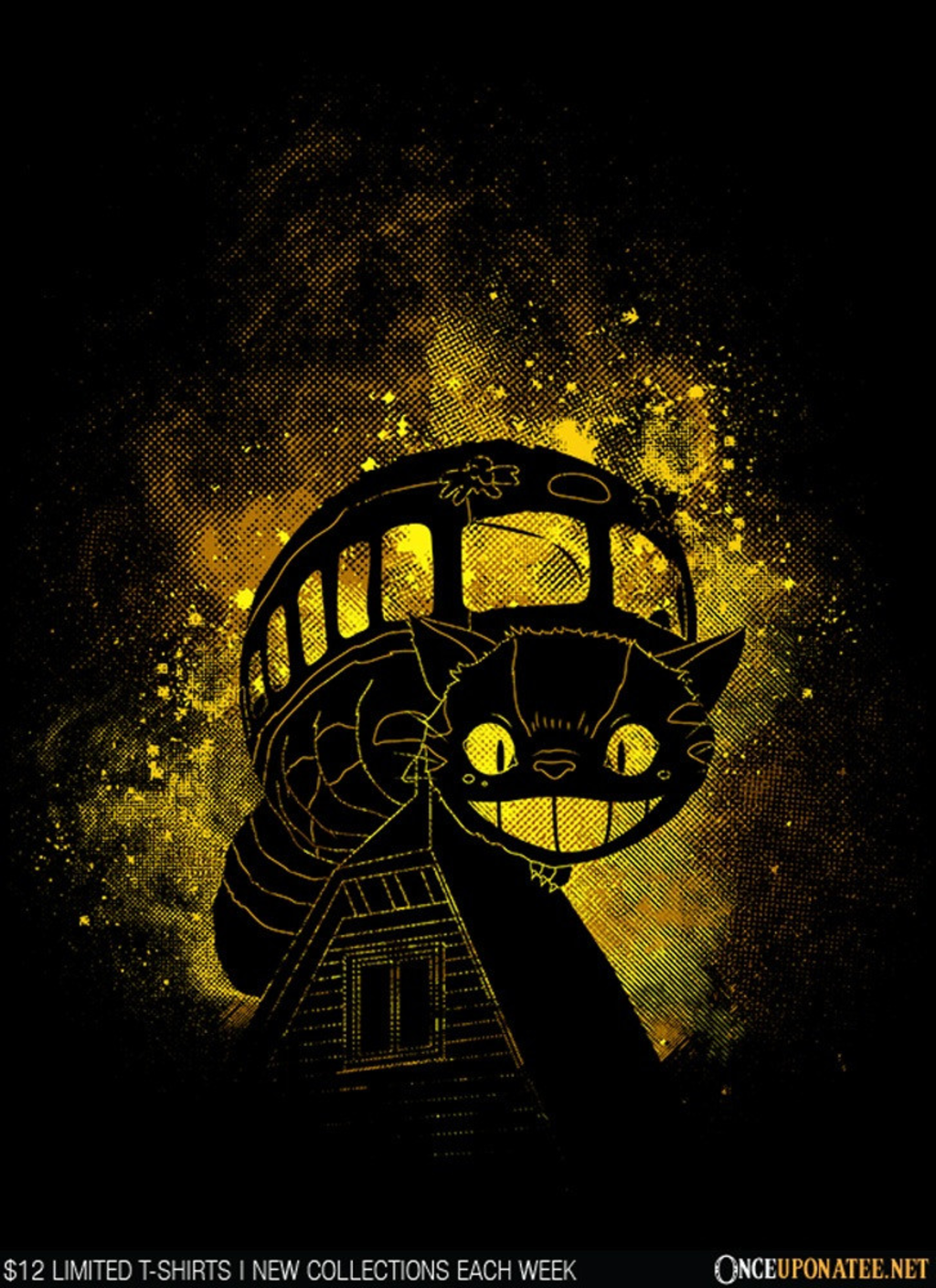 Once Upon a Tee: Catbus Art