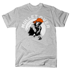 SnorgTees: Mullet Over