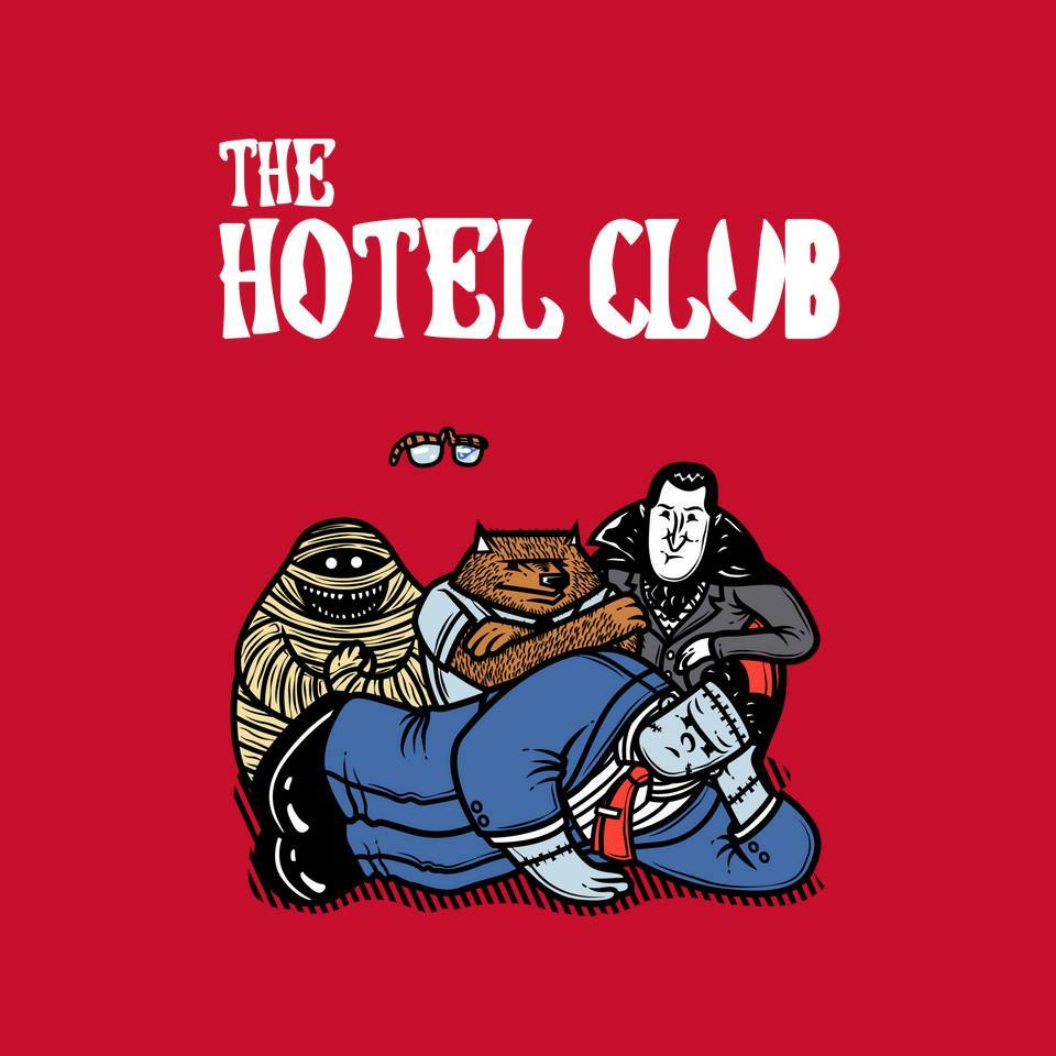 TeeFury: The Hotel Club