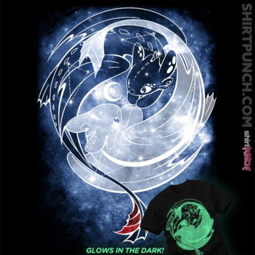 ShirtPunch: Last Starry Dragons