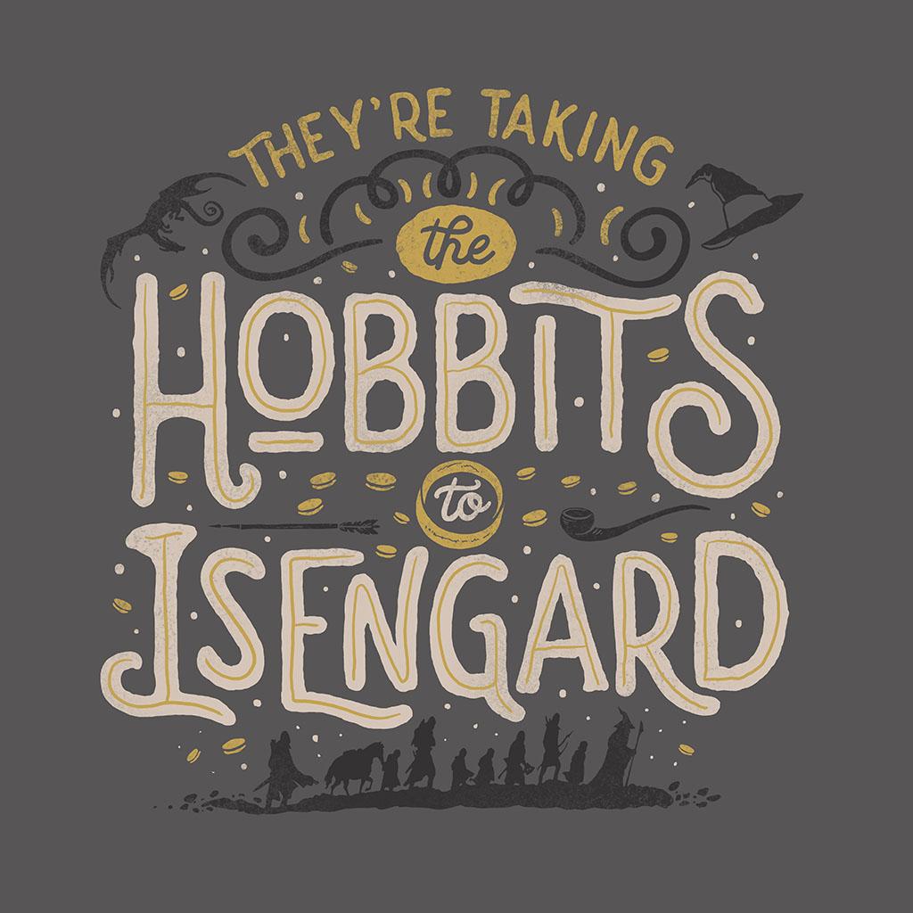 TeeTee: Taking the Hobbits to Isengard