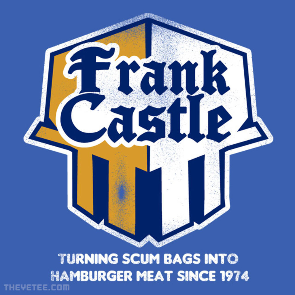 The Yetee: Frank Castle