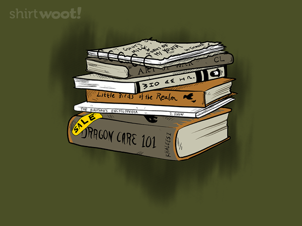 Woot!: Throne of Books