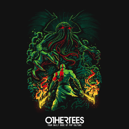 OtherTees: Clash of the Old Gods