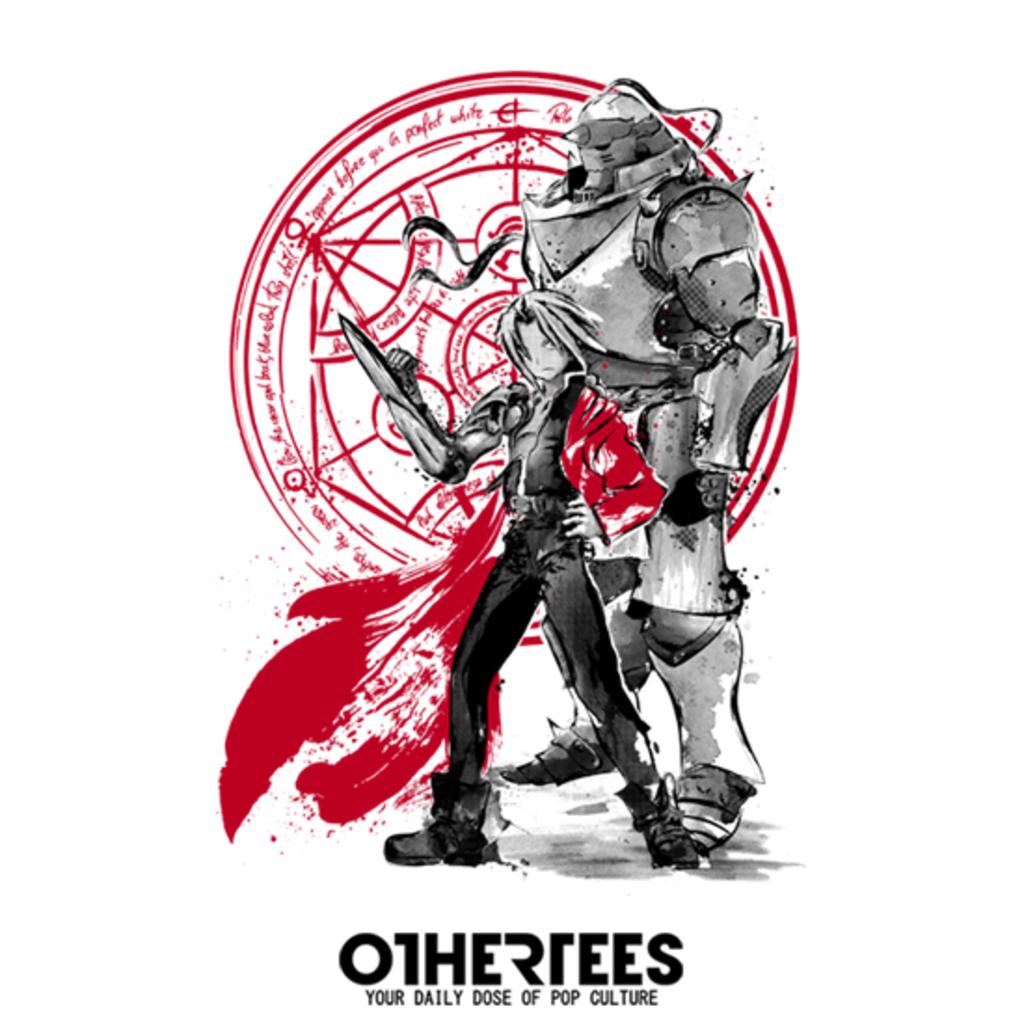 OtherTees: Alchemist Brothers
