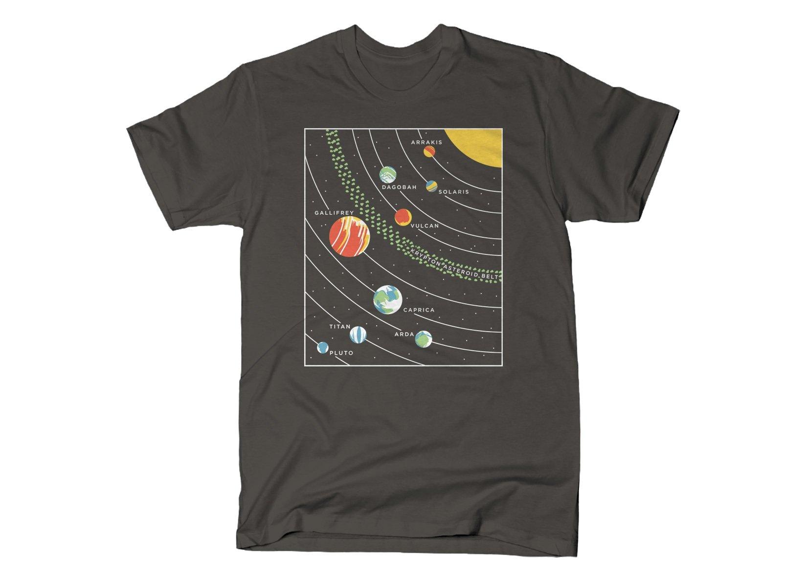 SnorgTees: 9 Planets