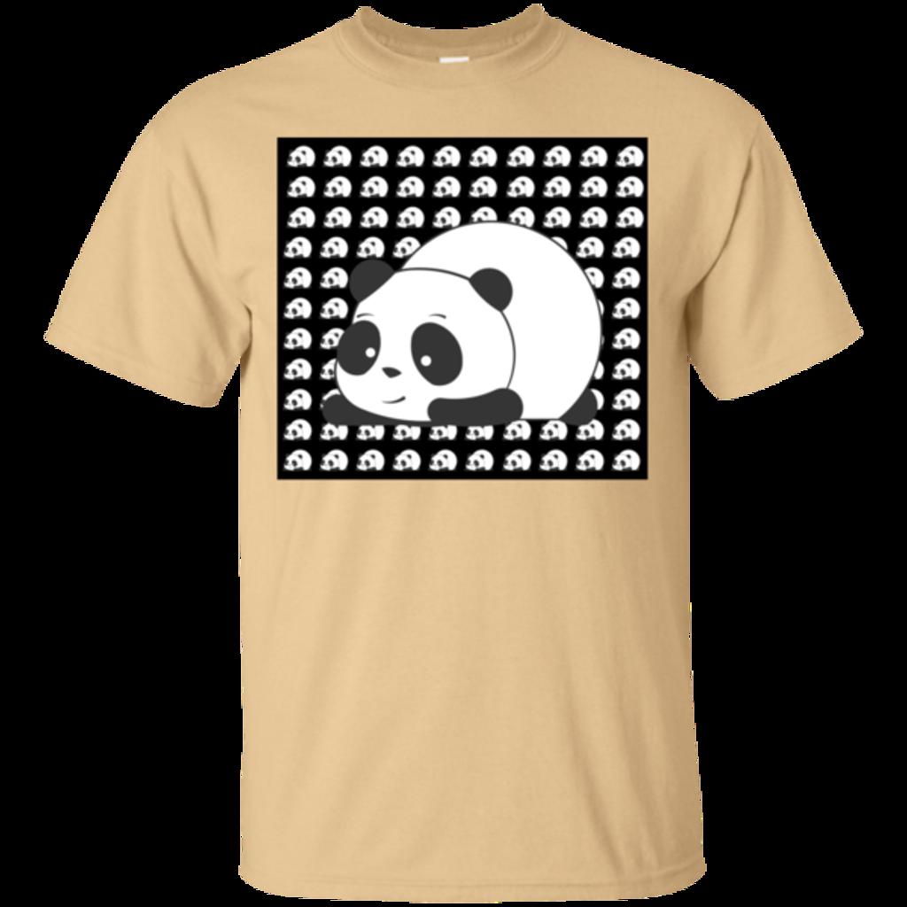 Pop-Up Tee: Panda