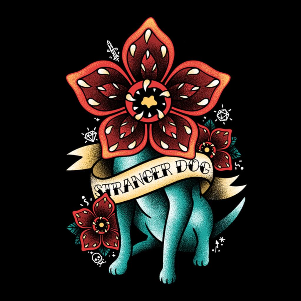 NeatoShop: Stranger dog tattoo
