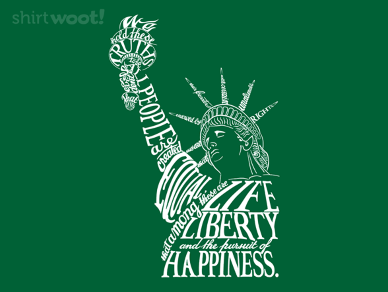 Woot!: Liber-TEE