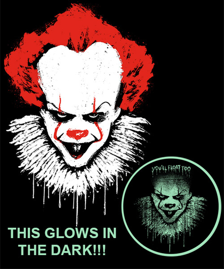 Qwertee: The clown is back