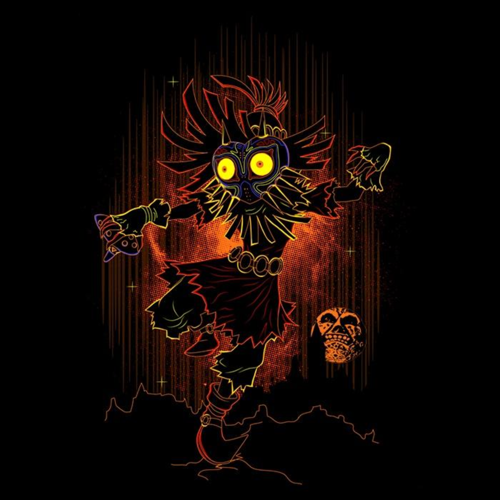 Once Upon a Tee: Shadow of the Mask