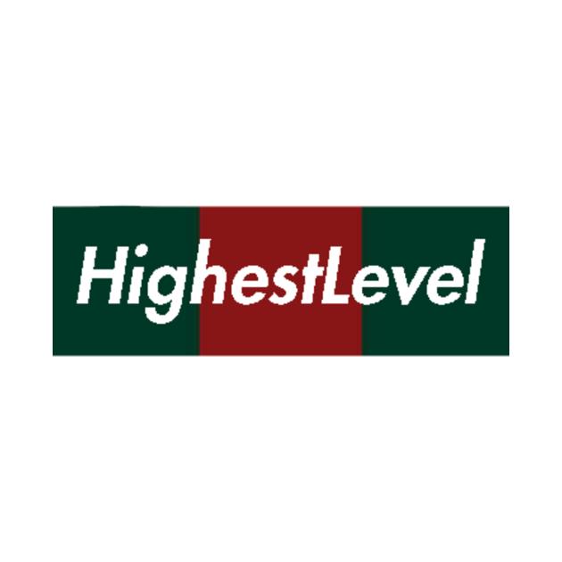 TeePublic: HighestLevel
