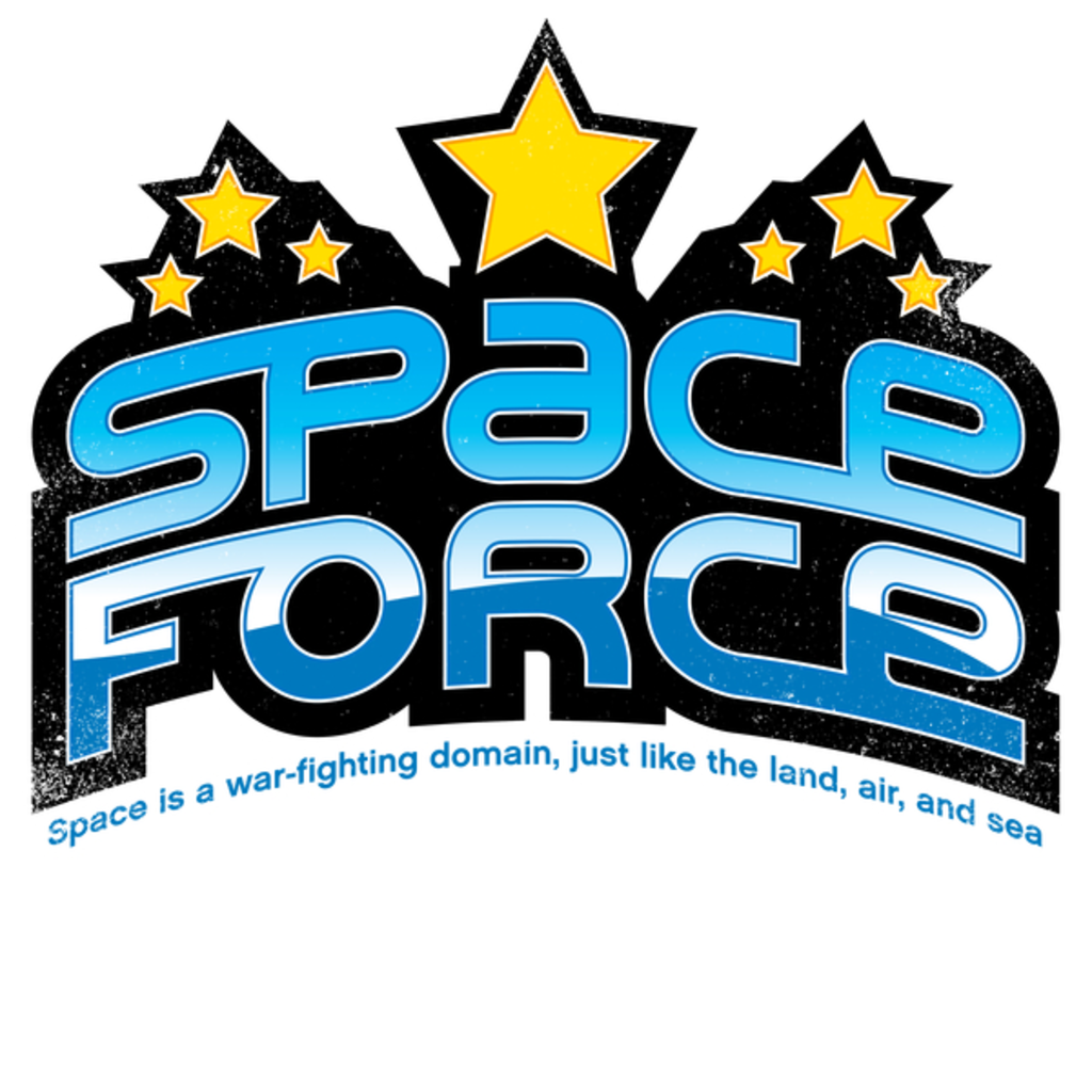 NeatoShop: SPACE FORCE 02