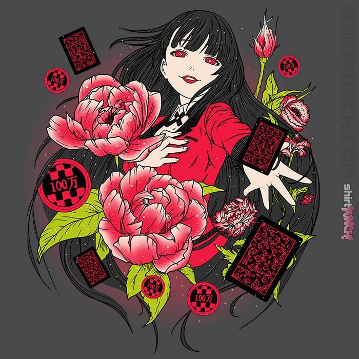 ShirtPunch: Yumeko