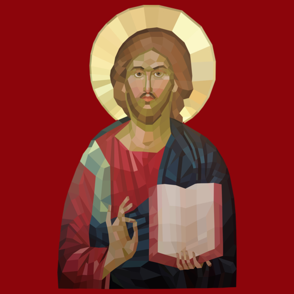 NeatoShop: Abstract Jesus