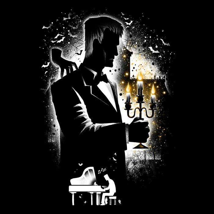Once Upon a Tee: Manservant Monster