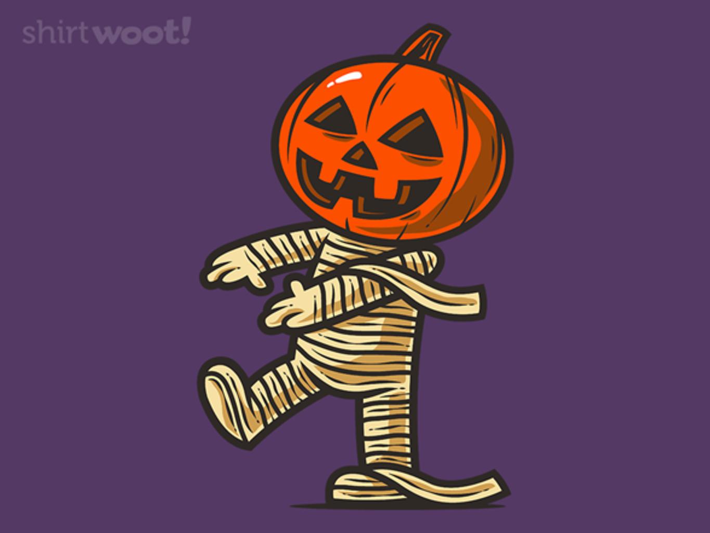Woot!: Pumpkin Mummy