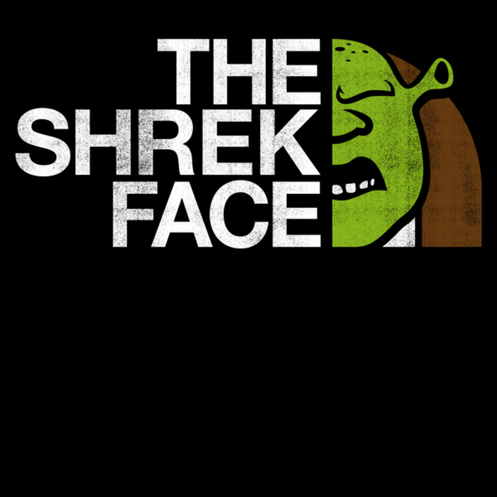 NeatoShop: The Shrek Face - Distress (Collab with G!R)