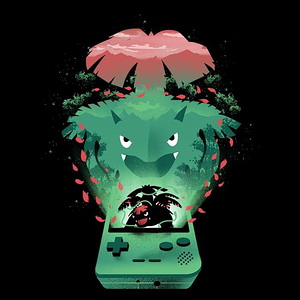 Once Upon a Tee: Green Pocket Gaming