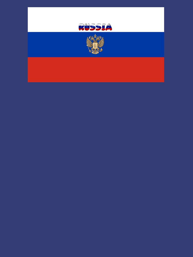 RedBubble: Russian rectangular flag2