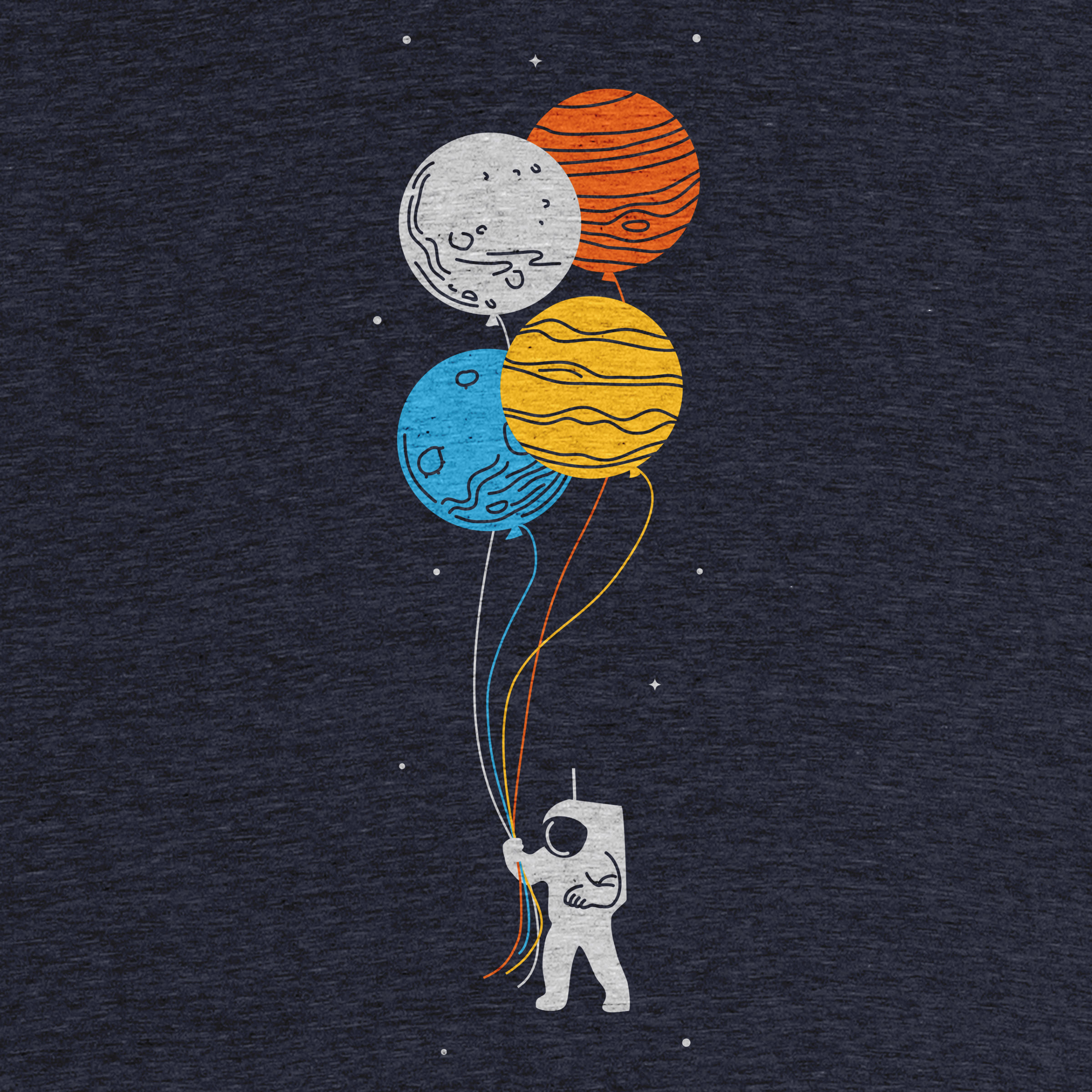Cotton Bureau: Space Oddity