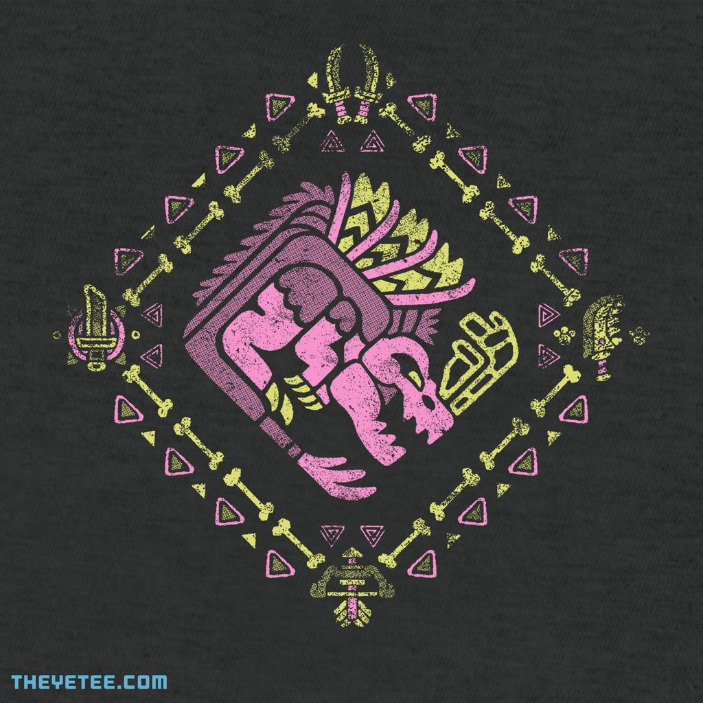 The Yetee: HUNTERS FURY!