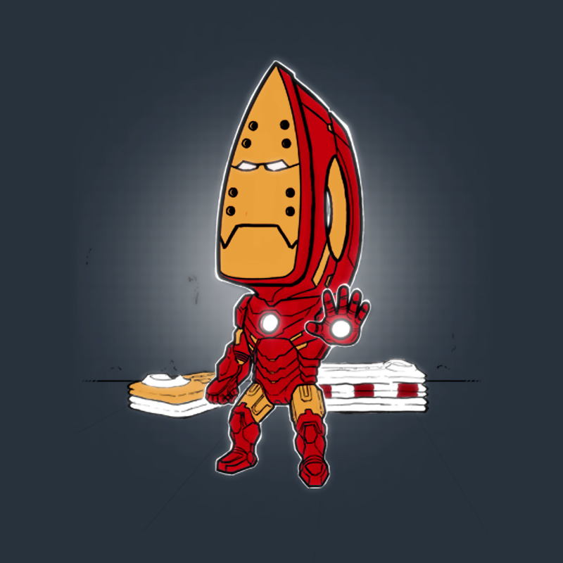 Pampling: Iron Man V.2
