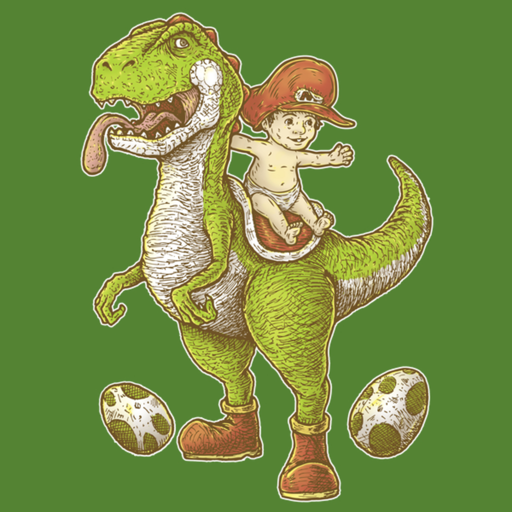 NeatoShop: DINO PARENTHOOD - YOSHISAUR