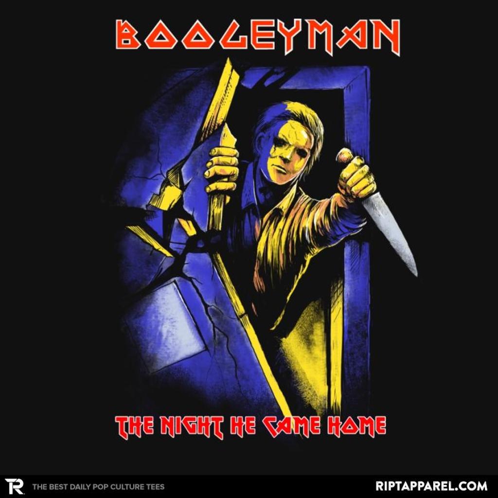 Ript: BOOGEYMAN