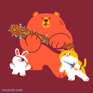 The Yetee: Tough Customers