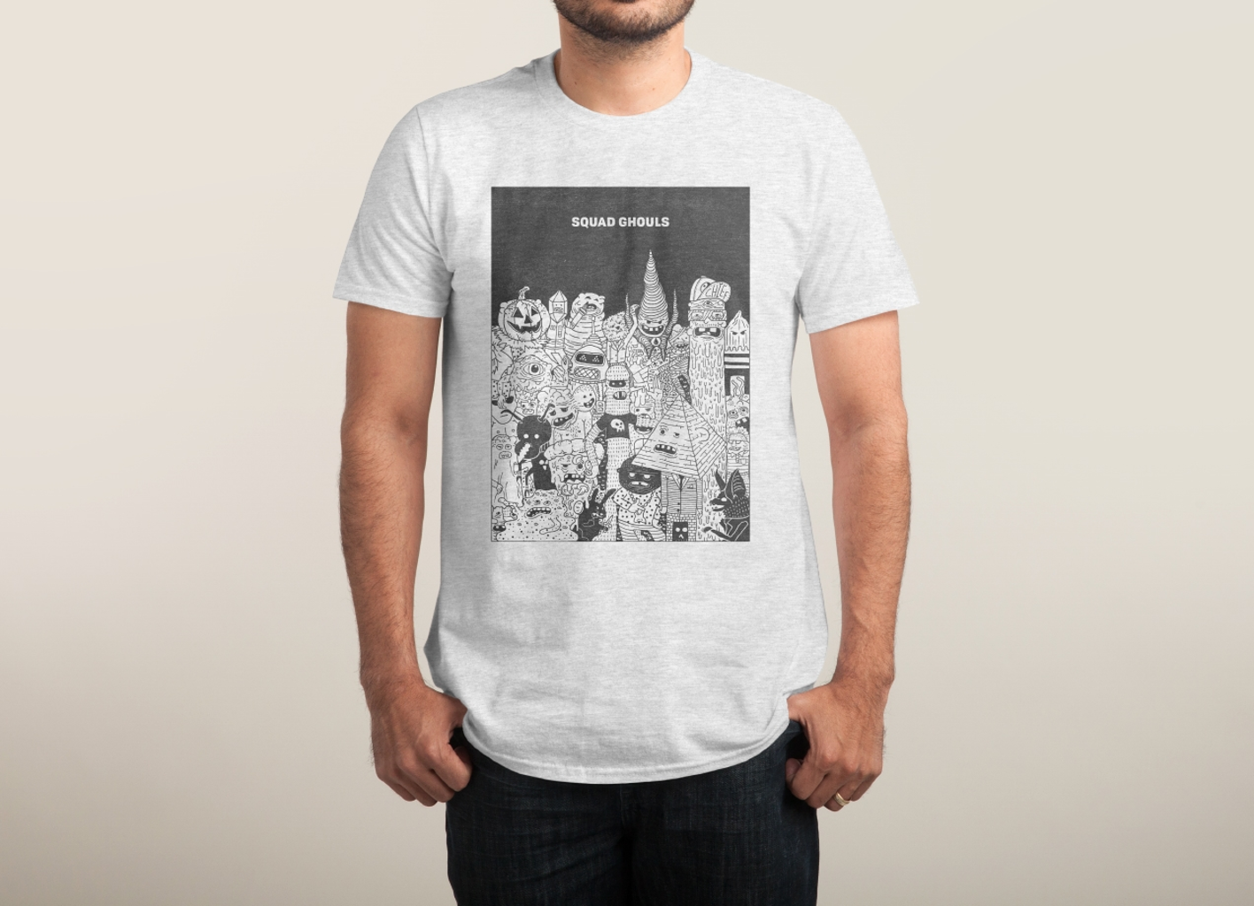Threadless: Squad Ghouls