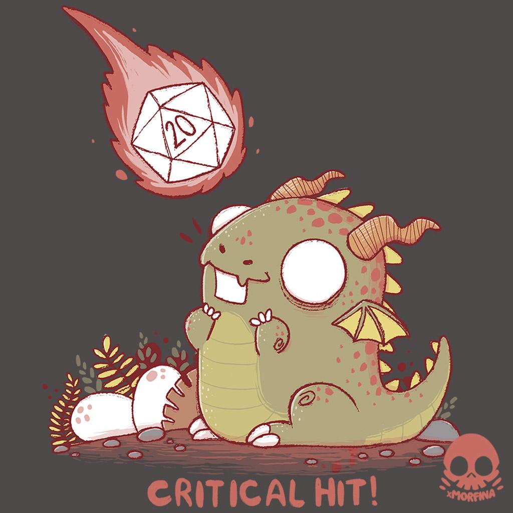 TeeTee: Critical Hit