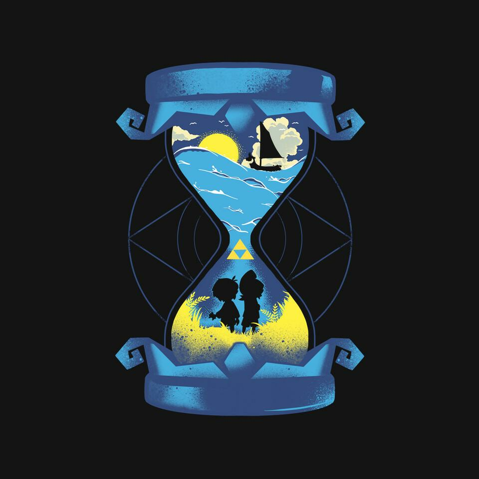 TeeFury: Timeless Hero