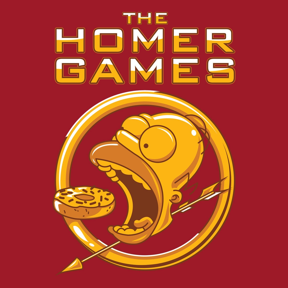 TeeTournament: THE HOMER GAMES