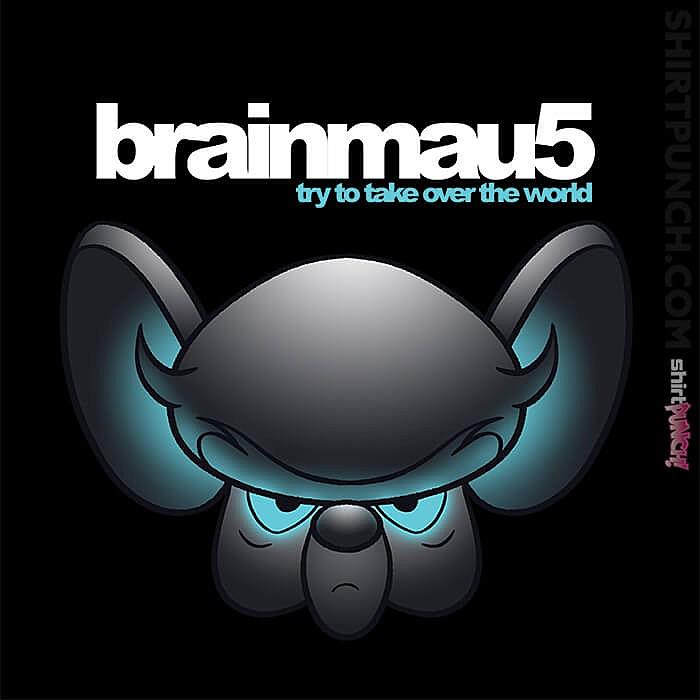 ShirtPunch: Brainmau5