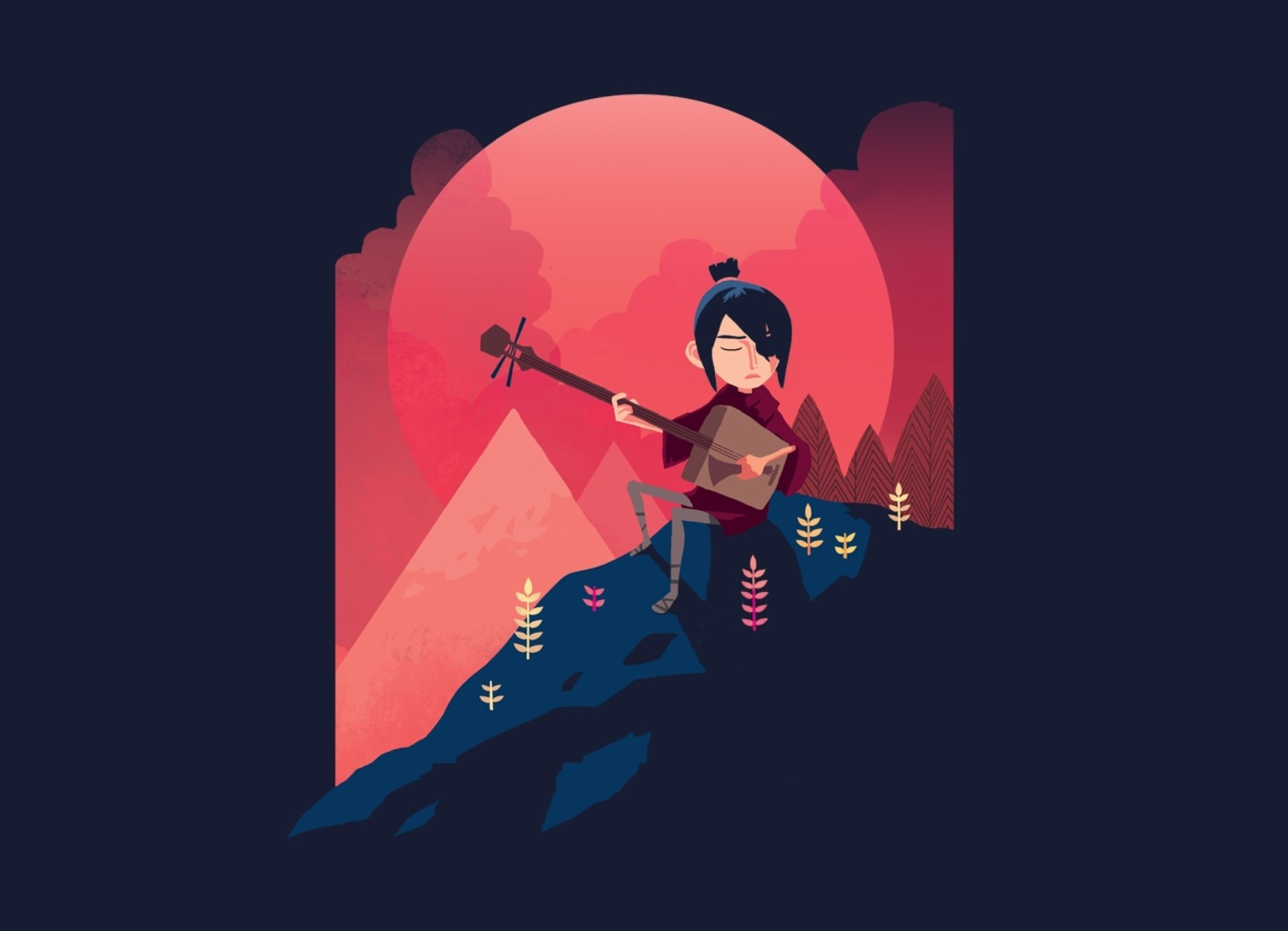 Threadless: A Song On The Mountain