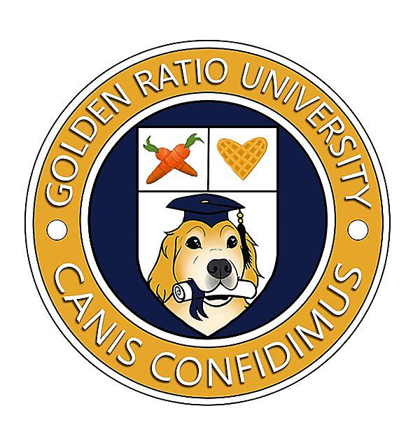 RedBubble: Golden Ratio University Seal