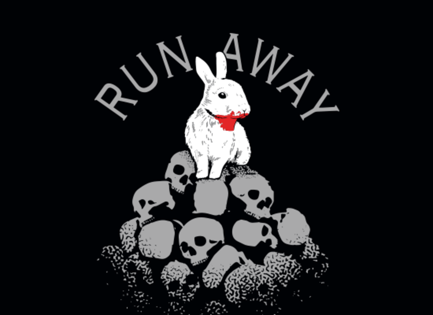 SnorgTees: Run Away