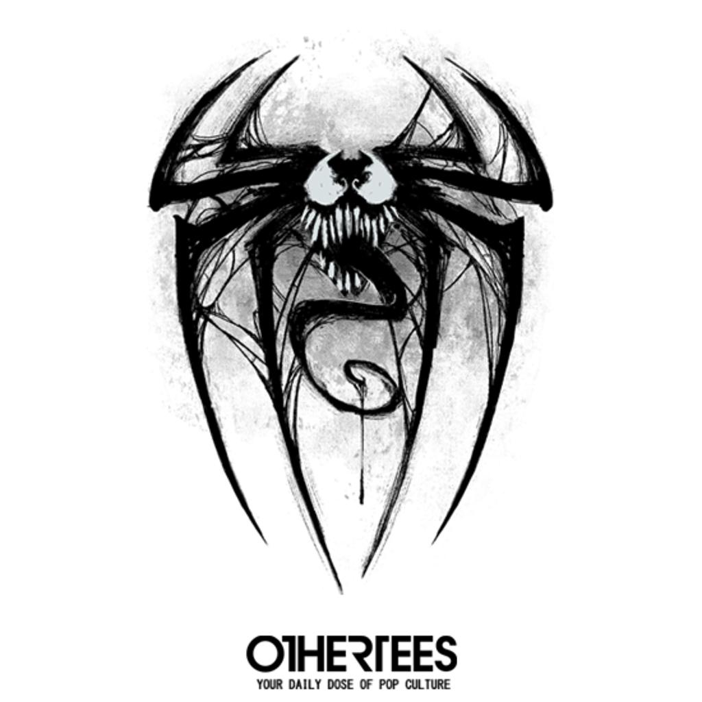 OtherTees: Venomous Spider
