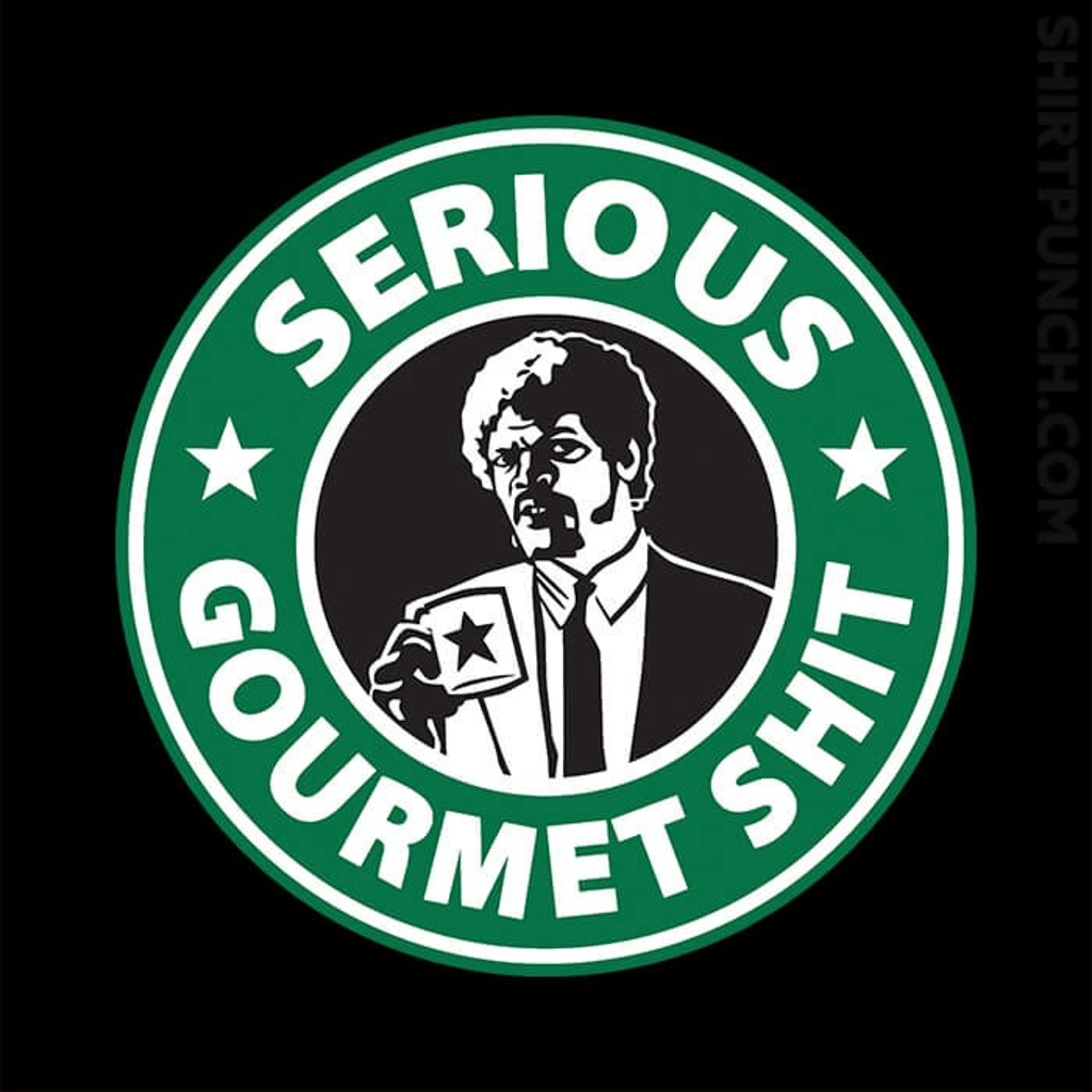 ShirtPunch: Serious Gourmet Coffee