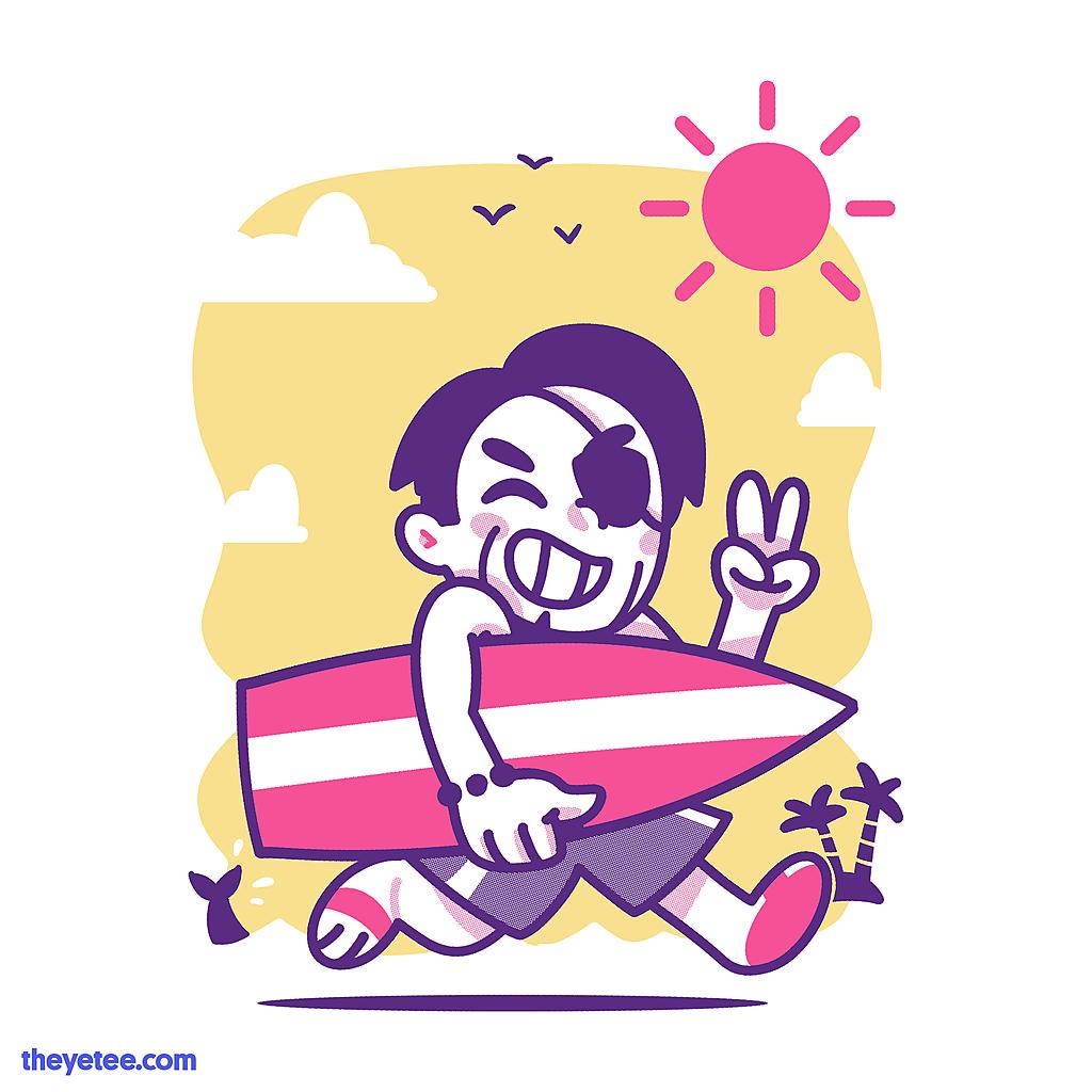 The Yetee: Sun & Fun