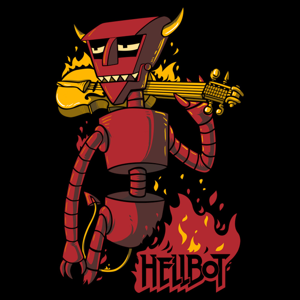 Pampling: Hellbot