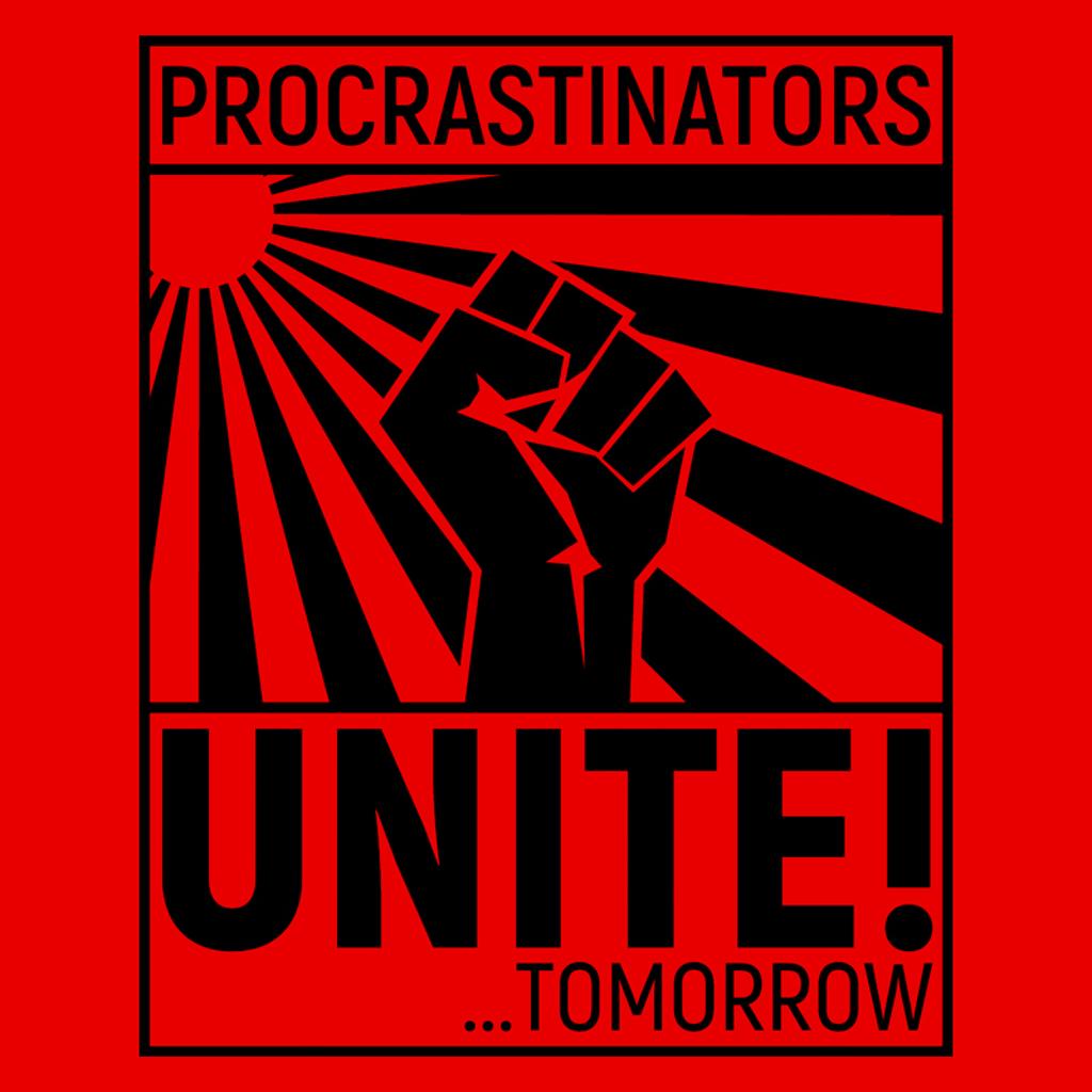 Pampling: Procrastinators Unite!