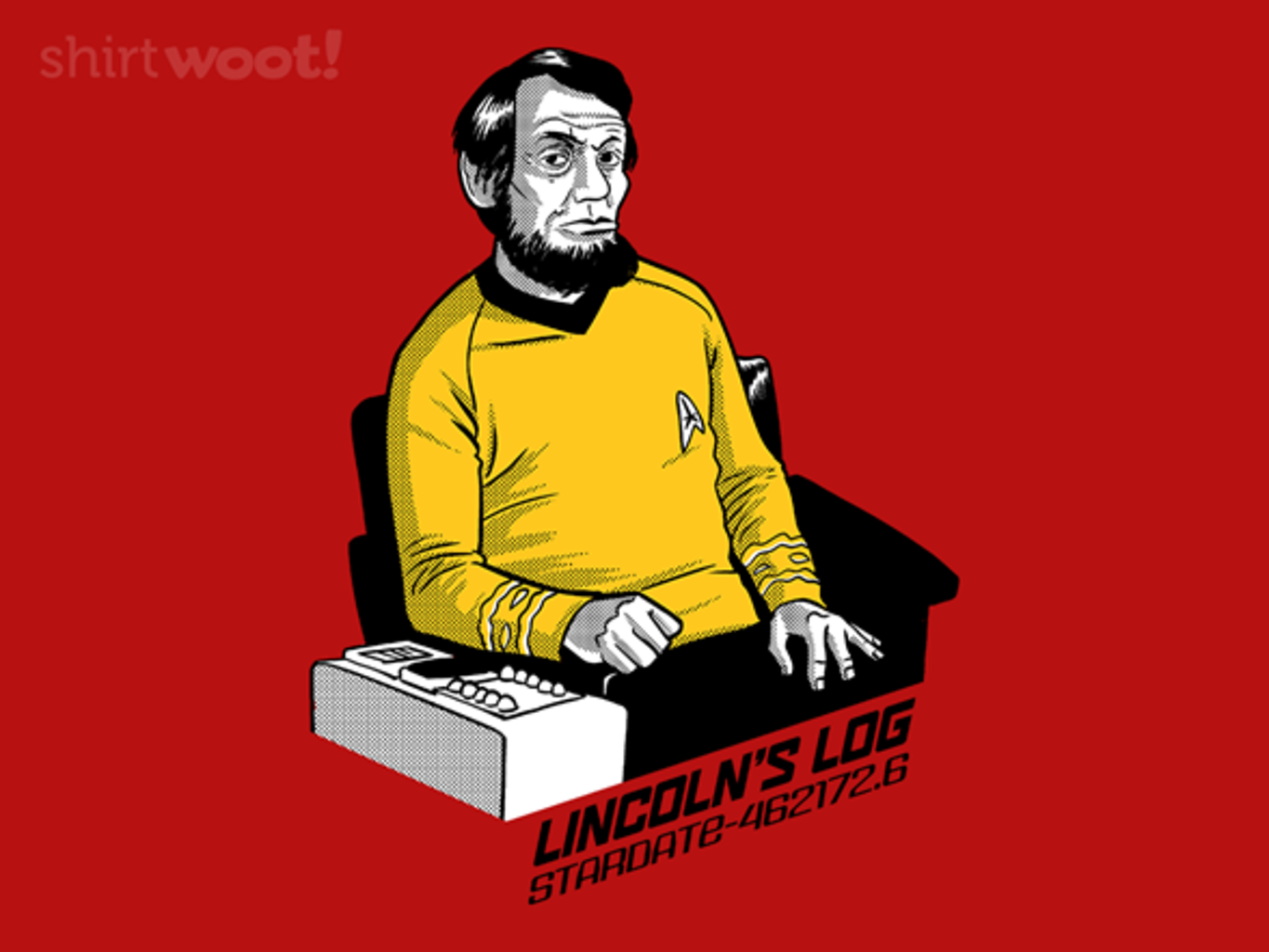 Woot!: Lincoln's Log
