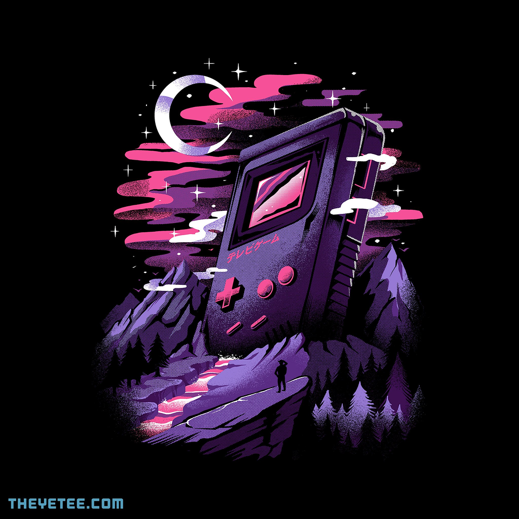 The Yetee: Games Dreamland