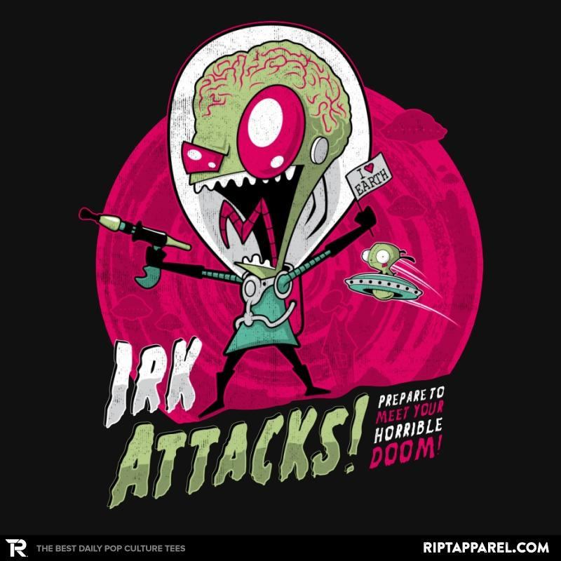 Ript: Irk Attacks!