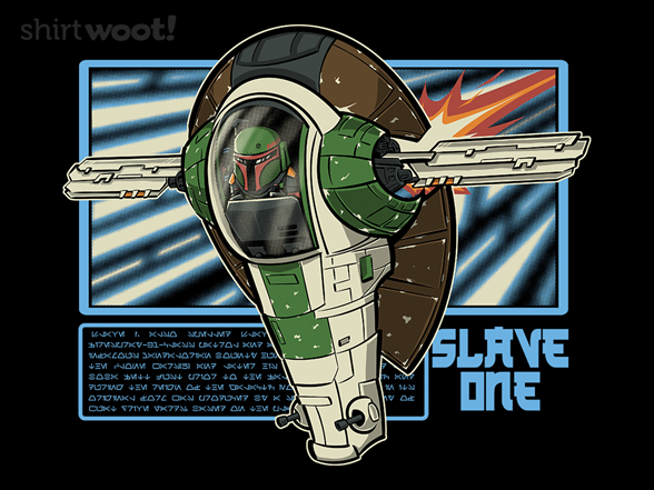 Woot!: Hunter's Slave