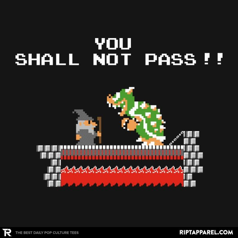 Ript: You Shall Not Pass